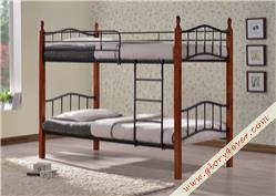 1899 DOUBLE DECKLE BED